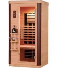 Infračervená sauna DIAMANT 1 99x90x190cm