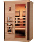 Infračervená sauna DIAMANT 2 122x104x190cm