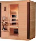 Infračervená sauna DIAMANT 3 155x108x190