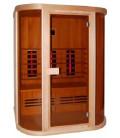 Infračervená sauna Safir 152x112x195