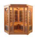 Infračervená sauna 60625 150x150x190