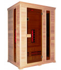 Infračervená sauna Classico 2 D50540 150x100x195