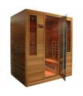 Infračervená sauna Mocoori IR913 180x203x130