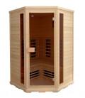 Infračervená sauna Apollo D60730 130x130x200